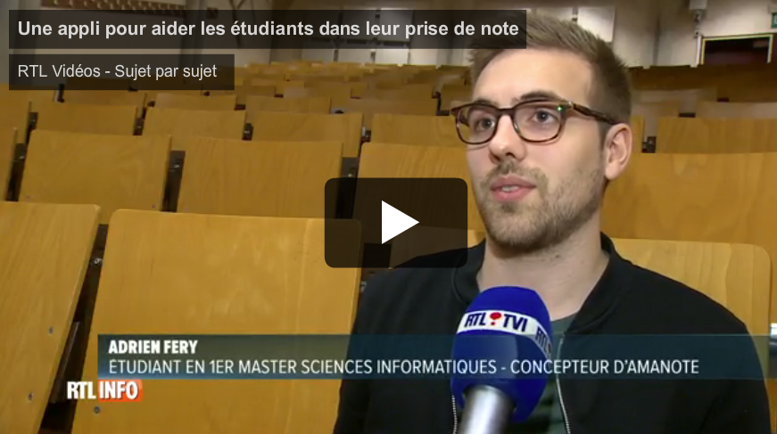 étudiants prise de notes