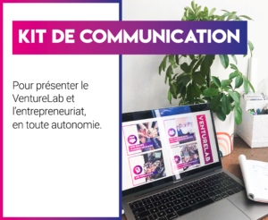 VentureLab - kit de communication